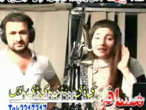 Rahim Shah And Gul Panra Pashto New Song 2012(Mena Mena pa de...