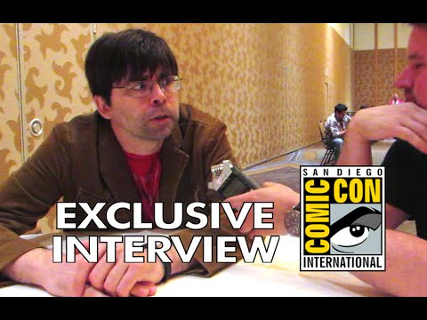 Comic Con 2014: Writer Joe Hill Interview (HD) Horns JoBlo.com
