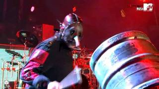Slipknot - Left Behind - Live Rock Am Ring 2009 HD