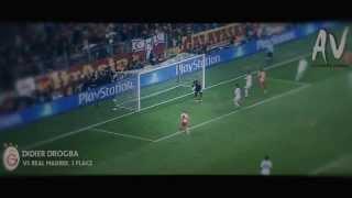 TOP 15 Goals Champions League 2012-13 [HD]