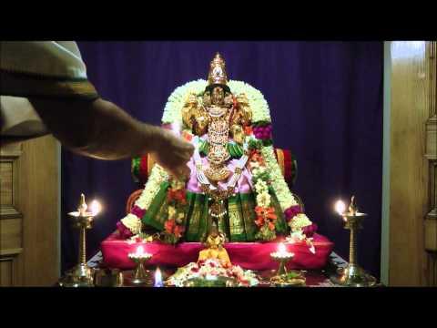 Carnatic Composition on Shree (Raga Sankarabharanam) - Mahalakshmi...