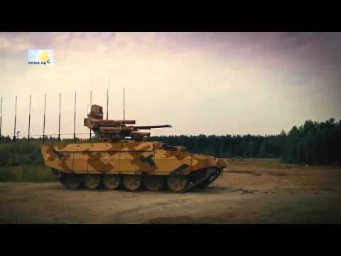 This TERMINATOR from Russia very soon in Syria BMPT - Этот монстр из России скоро будет в Сирии!