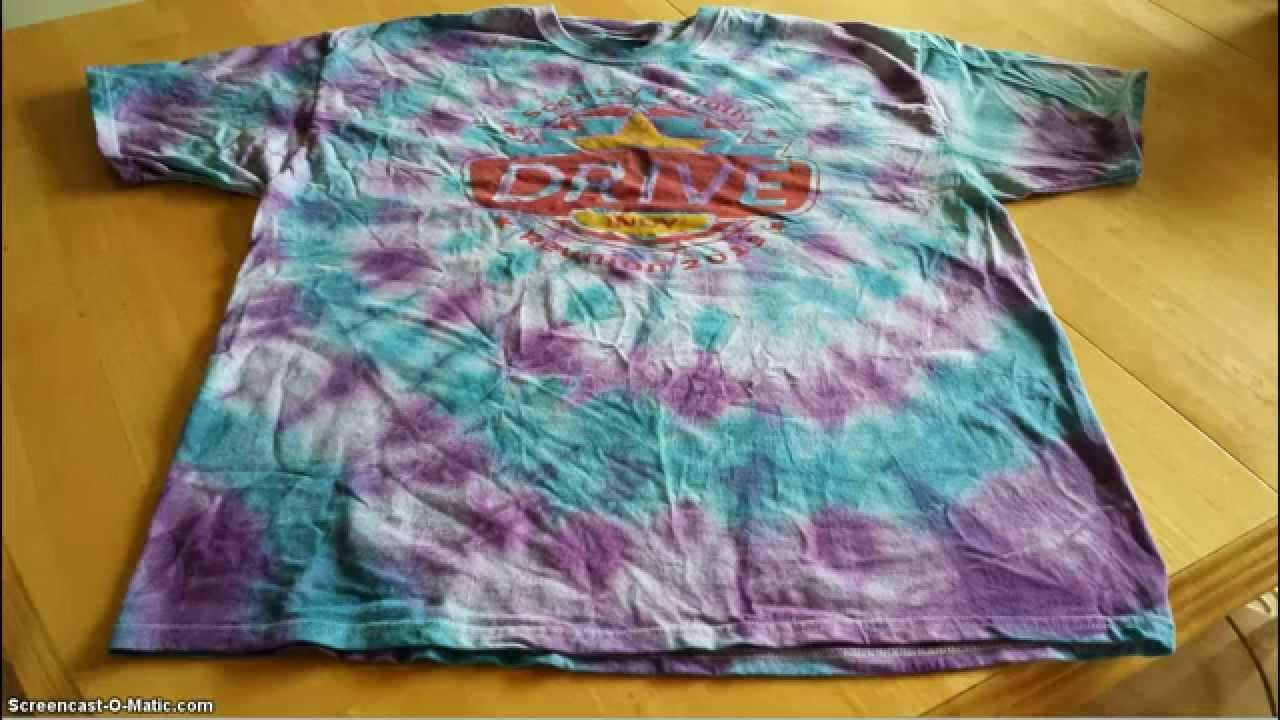 Cute Tie Dye Shirts Tumblr How i Made a Tie Dye t Shirt