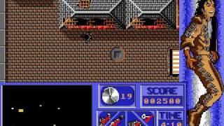 Amiga Longplay Moonwalker