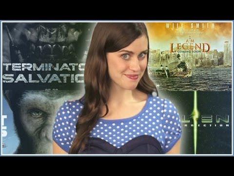 Massive Sci-Fi Franchise Reboot Video (Movie Trivia)