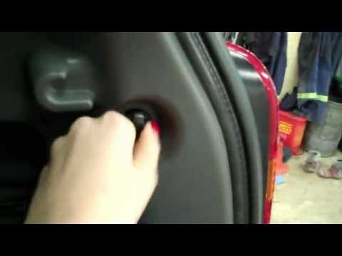 Replace rear shocks on 2003 Ford Escape By: Sabrina G