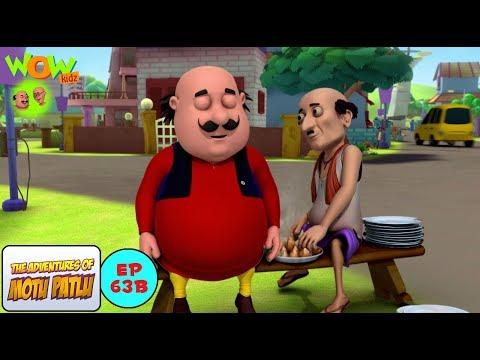 Sleeping Motu - Motu Patlu in Hindi thumbnail