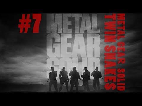 Metal Gear Solid: Twin Snakes #7 - Let's Play durch die Zeit