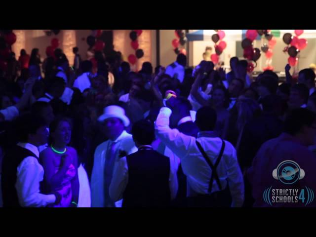 Culpeper County High School 2013 Prom Tour JJDJ Entertainment Virginia Djs