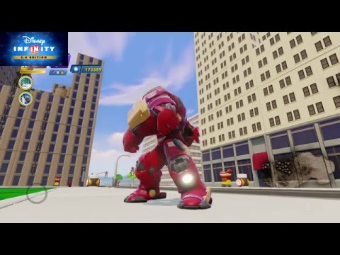 disney infinity3.0 how to get rid of hover board