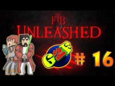 Making an MFSU | Minecraft (Feed The Beast Unleashed # 16)