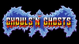 Intro (Amiga) - Ghouls'n Ghosts