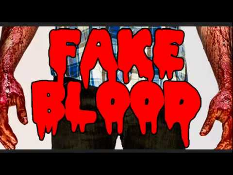 Fake Blood - All In the Blink of an Eye