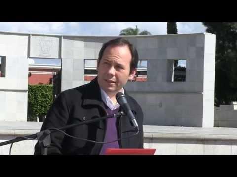 Inauguración de la Feria de la Salud en Ciudad Guzmán