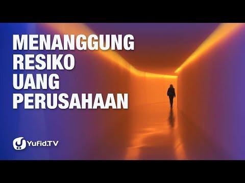 Perusahaan (Menanggung Resiko Uang Perusahaan) - Ustadz Ammi Nur Baits - 5 Menit Yang Menginspirasi