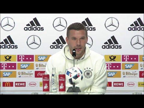 Der verbale Bodyguard: Podolski verteidigt Löw