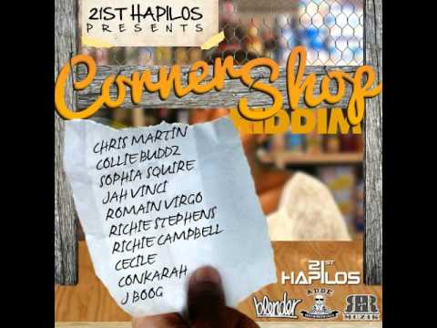 Corner Shop Riddim - mixed by Curfew 2012
