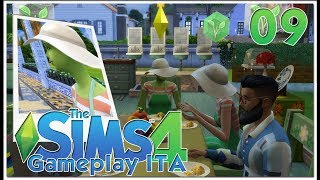 UN NUOVO VEGESIM IN CITTA'!-The sims 4 ITA # 09