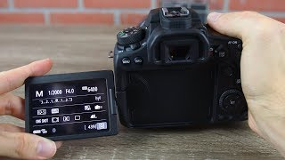 01. Canon 90D Tutorial -  Beginner's User Guide to Buttons & Menus