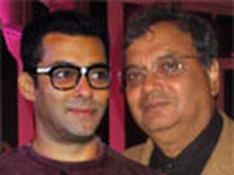 Salman Khan RESCUE'S Subhash Ghai!