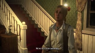 Red Dead Redemption John Talks to Bonnie
