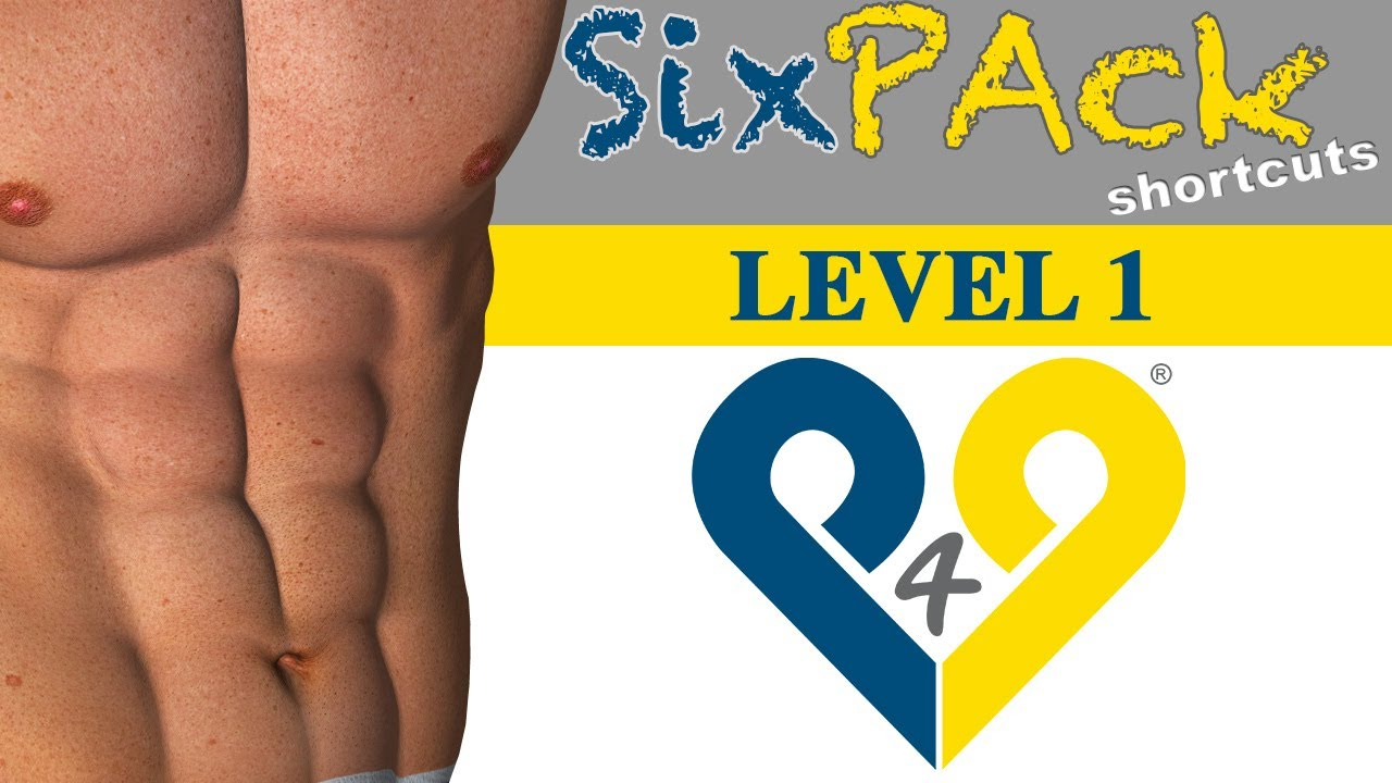 4 Weeks Six Pack Abs Workout