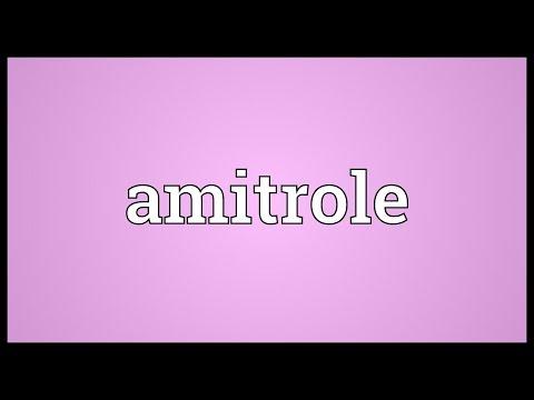 Header of Amitrole