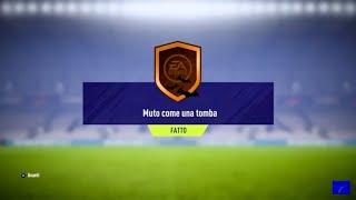 FIFA 18 - SFIDA CREAZIONE ROSA - (MUTO COME UNA TOMBA) - SQUAD BUILDING CHALLENGES