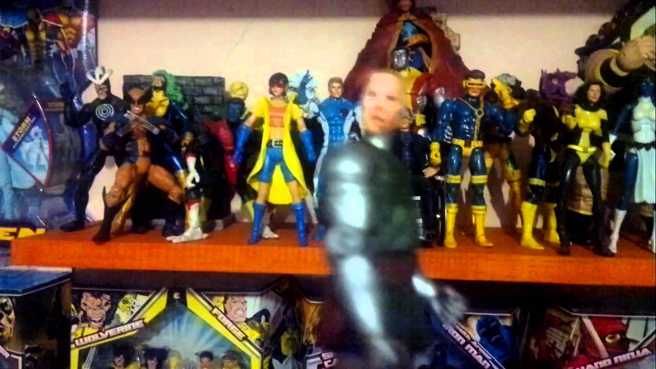 Marvel Legends Customs Coleccion Marvel Mexico YouTube