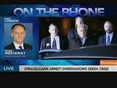 Westaway Says Strauss-Kahn Arrest Won't Delay Greek Aid