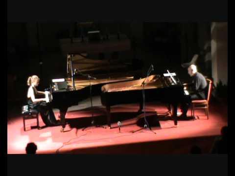 Ravel, piano concerto in G - I MOV- Giulia Grasso, Roberto Cappello