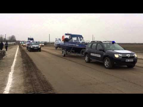 Politia de Frontiera Romana Repetitii parada 1 Decembrie 2014
