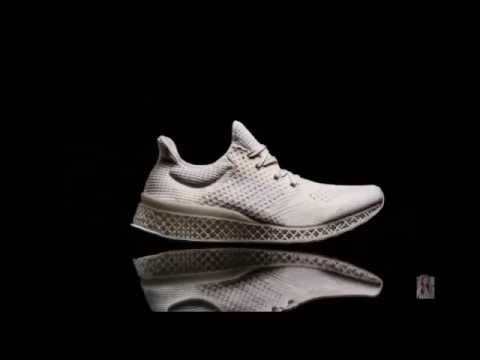 adidas future craft, the future of performance footwear with Futurecraft 3D