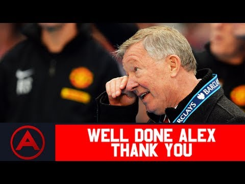 Well Done Alex. Thank you.