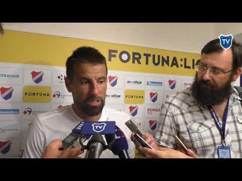OHLASY / Milan Baroš po Příbrami (3:0)