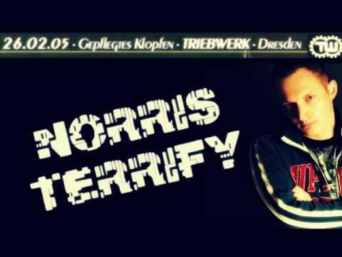 Norris Terrify aka Mr Postman live @ Triebwerk - Gepflegtes Klopfen 2005