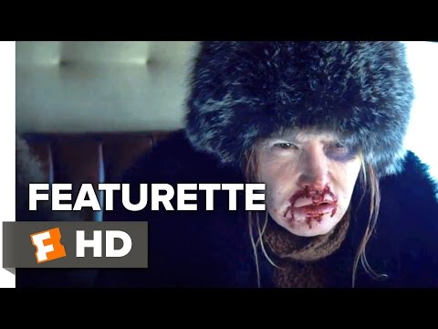 The Hateful Eight Featurette - Jennifer Jason Leigh (2015) - Quentin Tarantino Movie HD