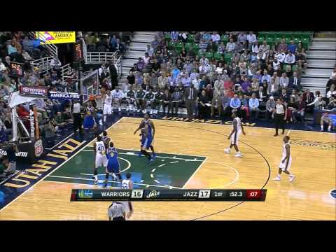 Trey Burke Preseason Highlights vs Warriors 10-08-13