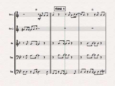 I Will Survive - Gloria Gaynor - Ballad & Disco - Brass Quintet