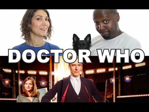 Doctor Who Season 8 Trailer Reaction