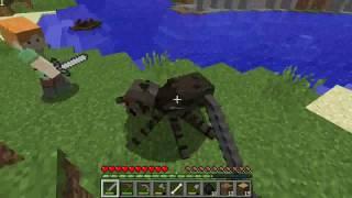 Cùng chơi Minecraft Sinh Tồn Tập 3: Creeper hư cấu quá đi.