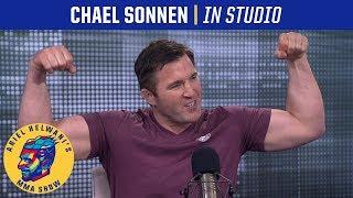 Chael Sonnen recaps WrestleMania, frustration with Lyoto Machida   Ariel Helwani's MMA Show