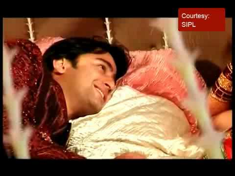 Anant and Navyas first night after marriage