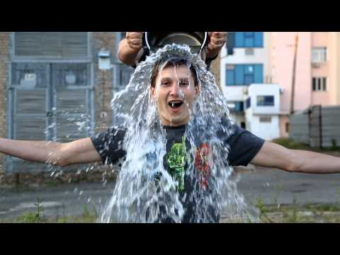 GodHunt Ice Bucket Challenge to NS & VeRsuta