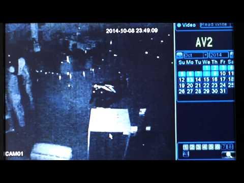 CCTV Cam 1,  8 Oktober 2014, Pk.23.46
