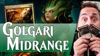 Estándar · Deck tech · Golgari Midrange (en español)