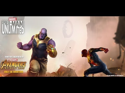 Spider-man Unlimited - Launch Trailer video