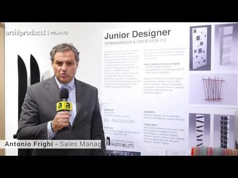 Salone del Mobile.Milano 2016 | K8 - Alberto Consonni, Antonio Frighi