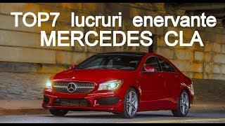 Top 7 lucruri care ma enerveaza la Mercedes CLA