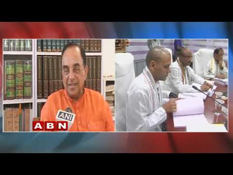 Supreme Court Dismisses Subramanian Swamy's Petition On TTD | ABN Telugu